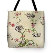 Silk Design Tote Bag by Anna Maria Garthwaite