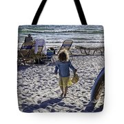 Simpler Times 2 - Miami Beach - Florida Tote Bag by Madeline Ellis