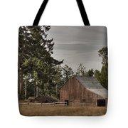 Simpler Times 2 Tote Bag by Randy Hall