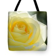 Simplicity Tote Bag by Sabrina L Ryan