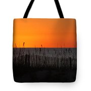 Simply Orange Tote Bag by Michael Thomas