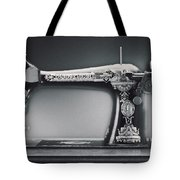 Singer Machine Tote Bag by Kelley King