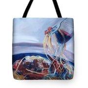 Sketti Tote Bag by Donna Tuten