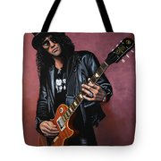 Slash Tote Bag by Paul Meijering