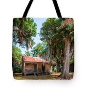 Slave Quarters 2 Tote Bag by Steve Harrington