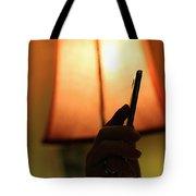 Sleep-texting Tote Bag by Trish Mistric