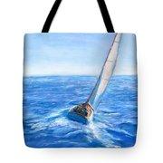 Slip Away Tote Bag by Jack Skinner