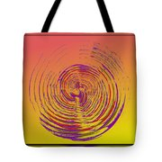 Slip In Time Tote Bag by Tim Allen