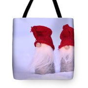 Small Santa Claus Tote Bag by Toppart Sweden