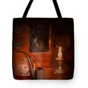 Smoking Pipe Tote Bag by Amanda And Christopher Elwell