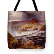 Snake River Idaho 1876 Tote Bag by Unknown