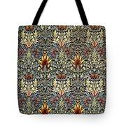 Snakeshead Tote Bag by William Morris