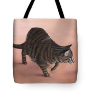 Sneaky Tote Bag by Anastasiya Malakhova