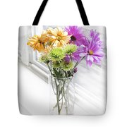 So Bright Tote Bag by Arlene Carmel