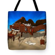 Soft Grand Piano Tote Bag by Mike McGlothlen