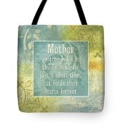Soft Spa Mother's Day 1 Tote Bag by Debbie DeWitt
