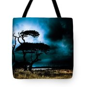 Something Wicked This Way Comes Tote Bag by Shane Holsclaw