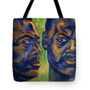 Song Of Freedom Tote Bag by Xueling Zou