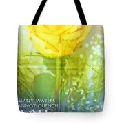 Song Of Solomon 8 7 Tote Bag by Michelle Greene Wheeler