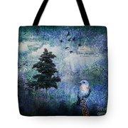 Songbird Tote Bag by Lianne Schneider