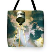 Sorento Illinois Tower Tote Bag by Marty Koch