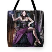 Soul Collector Tote Bag by Drazenka Kimpel