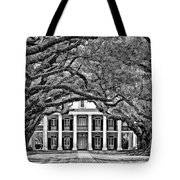 Southern Class Monochrome Tote Bag by Steve Harrington