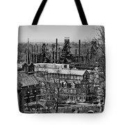 Southside Tote Bag by DJ Florek