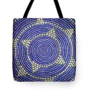Southwestern Basket Detail Tote Bag by Carol Leigh