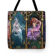 Sparkling Jewels Tote Bag by Drazenka Kimpel