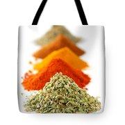 Spices Tote Bag by Elena Elisseeva
