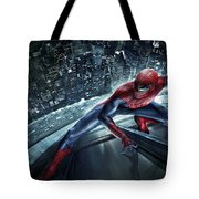 Spider Man 210 Tote Bag by Movie Poster Prints
