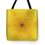 Spinning Around Tote Bag by Tom Druin