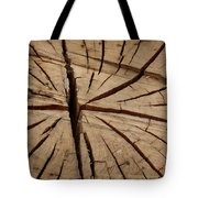 Split Wood Tote Bag by Art Block Collections