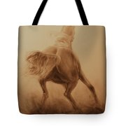 Spooked Tote Bag by Jani Freimann