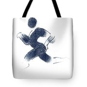 Sport A 1 Tote Bag by Theo Danella