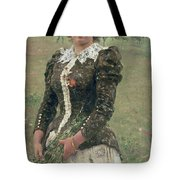 Spring Bouquet Tote Bag by Ilya Efimovich Repin