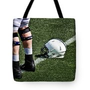 Spring Football Tote Bag by Tom Gari Gallery-Three-Photography