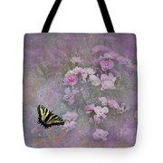 Spring Garden Tote Bag by Diane Schuster