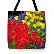 Spring Sunshine Tote Bag by Carol Groenen