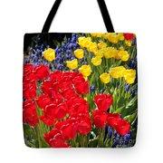 Spring Sunshine Tote Bag by Carol Groenen