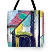 St Barbara Church - Baernbach Austria Tote Bag by Christine Till