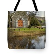 St. Finbarr's Oratory Tote Bag by Thomas Glover