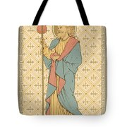 St James The Great Tote Bag by English School