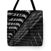 Stairs Tote Bag by David Patterson