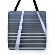 Stairway To Heaven In Houston Tote Bag by Christine Till