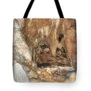 stalactites Tote Bag by Michal Boubin