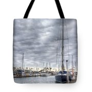 Standing Tall Tote Bag by Heidi Smith