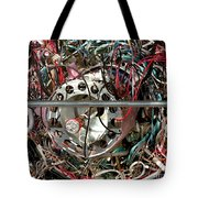 Star Detector Tote Bag by Brookhaven Natl Lab and SPL and Photo Researchers