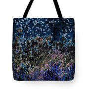 Stardust By Jrr Tote Bag by First Star Art